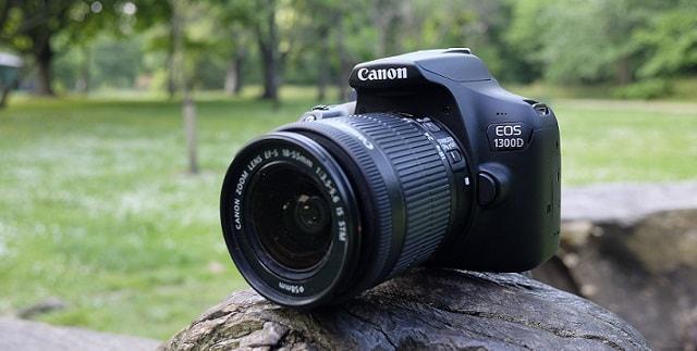 dobra lustrzanka Canon
