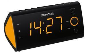 SENCOR SRC 170OR radiobudzik