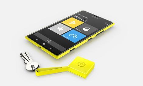 Nokia Treasure Tag - ciekawy lokalizator dla zapominalskich