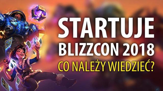 Startuje Blizzcon 2018 – Co należy wiedzieć?