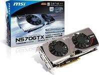 MSI N570GTX Twin Frozr III PE/OC