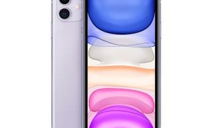 Apple iPhone 11 64GB (purpurowy)