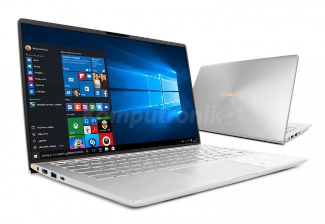 ASUS ZenBook UX433FA-A5047R - Silver