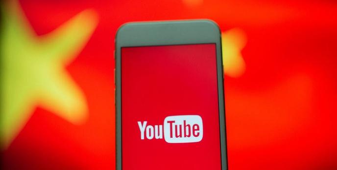 YouTube usuwa 2500 kanałów powiązanych z Chinami