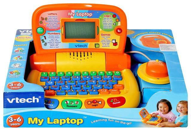 Laptop Edukacyjny Dla Dziecka