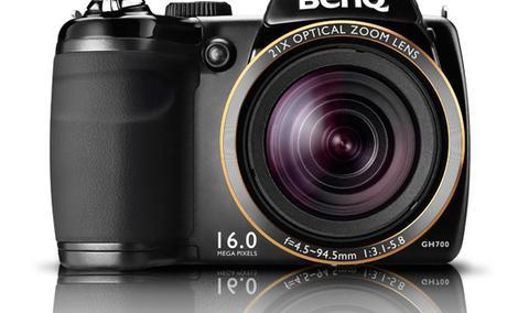 BENQ GH700 - świetne zdjęcia i w dzień, i w nocy