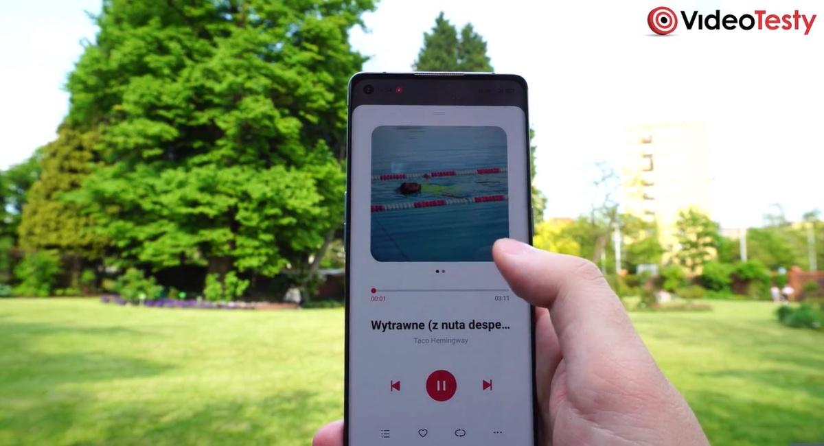 Aplikacja muzyki w Oppo to rynkowy standard