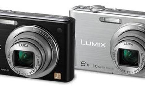 Smukła obudowa i obiektyw LEICA DC w nowych inteligentnych aparatach LUMIX DMC-FS37 i DMC-FS35