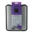 4World Hard Case SlipIn | ultrabook, tablet | 265x220x25mm | 11.1 | srebrny