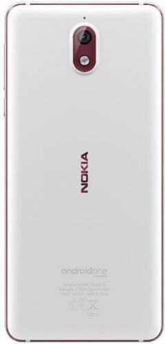 Nokia 3.1 Biały 16GB (TA-1063)