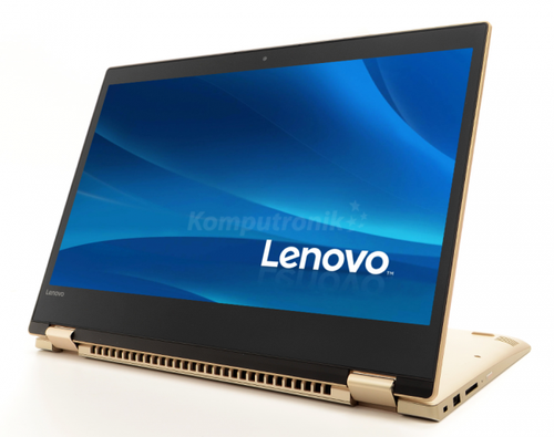 Lenovo YOGA 520-14IKB (81C800JNPB) Złota - 512GB M.2 PCIe