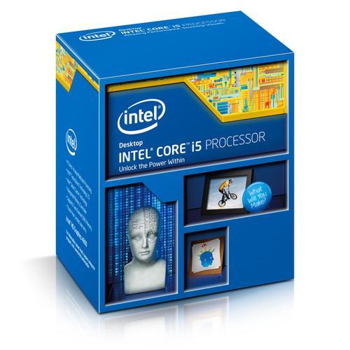 CORE I5 4670K 3.4GHz LGA1150 BOX