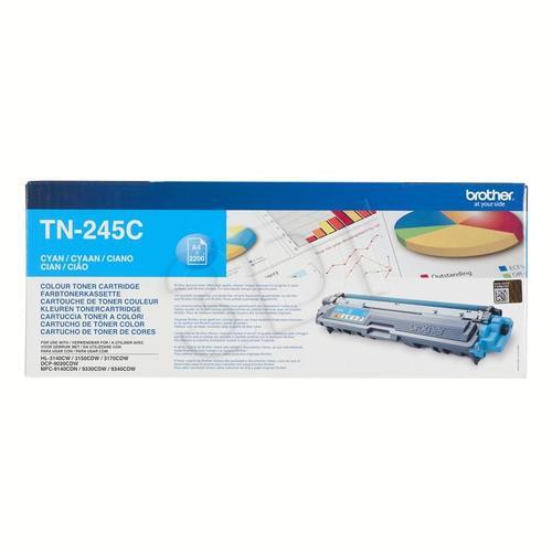 BROTHER Toner Niebieski TN245C=TN-245C, 2200 str.