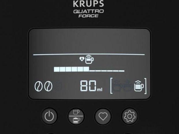 Krups EA819N Arabica Latte