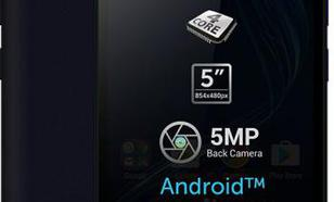 AllView A8 Lite czarny