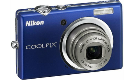 Nikon COOLPIX S570 [TEST]