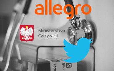 Rząd uchroni cię przed naciągaczami - Współpraca z Twitterem i Allegro przy koronawirusie