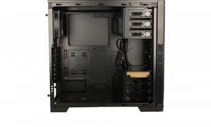 Corsair Carbide Series 300R Gaming, bez zasilacza, Midi, Czarna