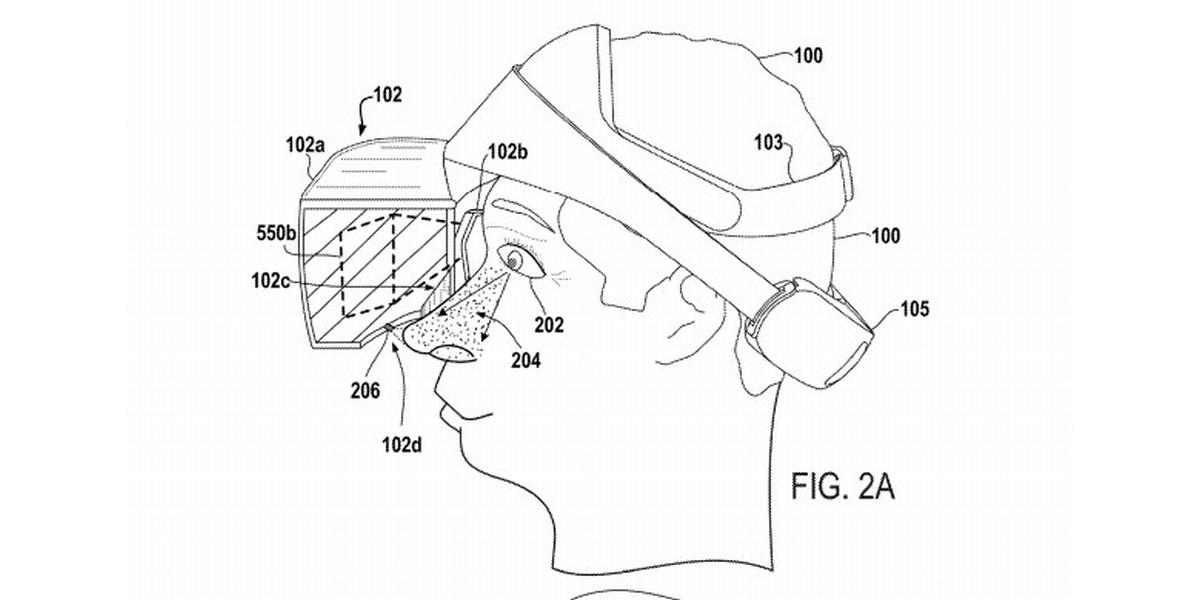 Playstation VR 2 może śledzić nasz nos