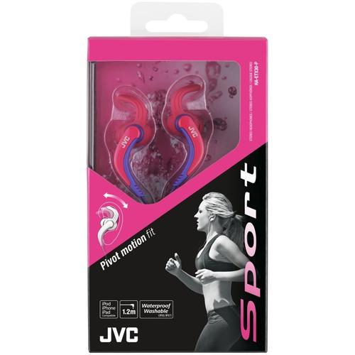 JVC HA-ETX30 Różowe