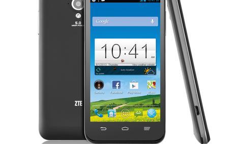 ZTE Blade Apex2 - nowy smartfon z technologią LTE