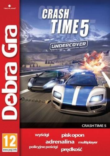 Techland Dobra Gra: Crash Time PC