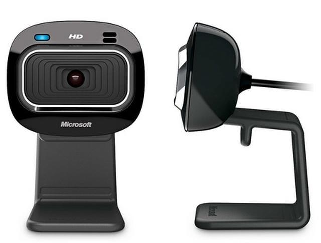 Microsoft LifeCam HD-3000 - zaawansowana kamerka internetowa