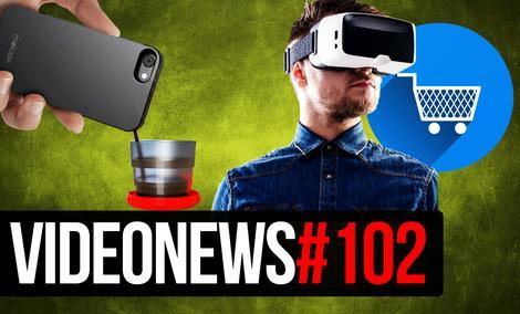 Manipulacja Facebooka, Podróbki Nokii 3310 i Zakupy w VR - VideoNews #102