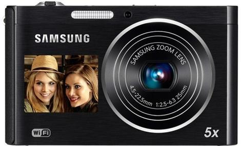 Samsung DV300 - aparat z dwoma wyświetlaczami