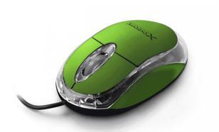 Esperanza MYSZ PRZEWODOWA XM102G CAMILLE USB GREEN 1000DP