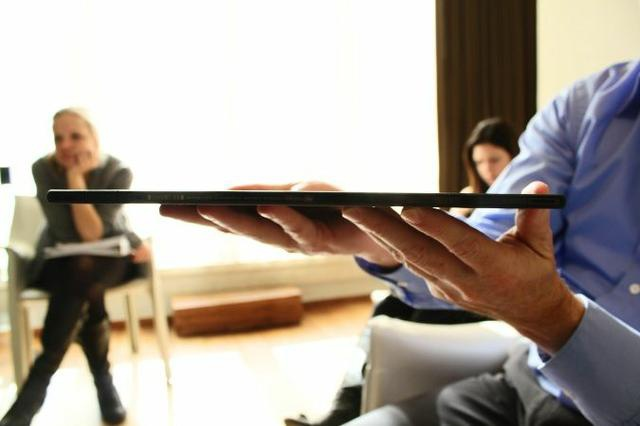 Sony Xperia Tablet Z fot4
