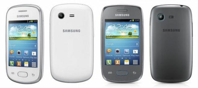 Samsung Galaxy Star and Galaxy Pocket Neo fot1