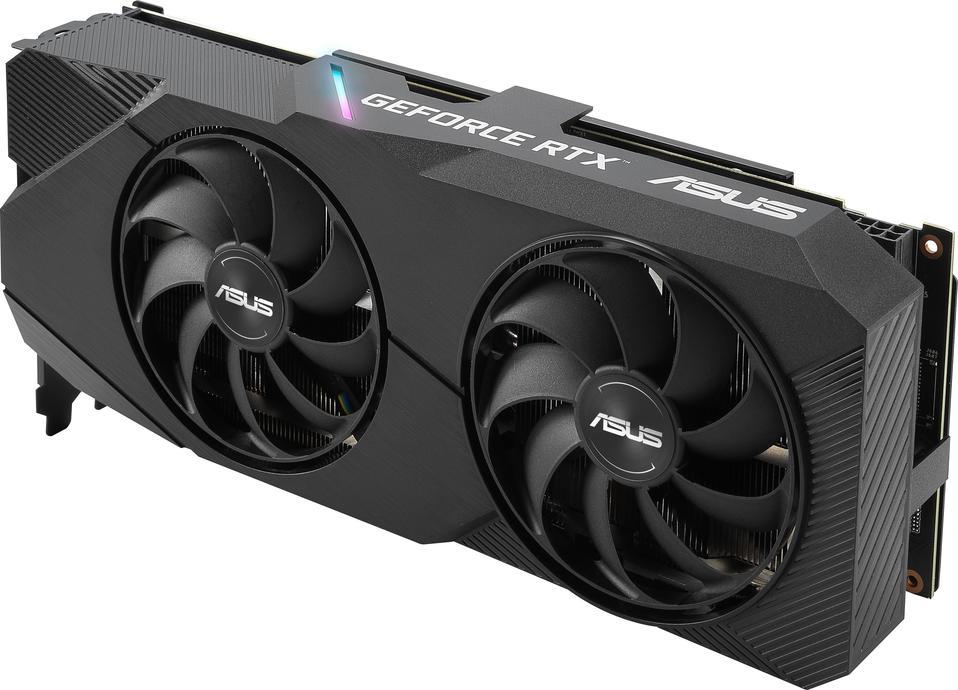 Asus Dual GeForce RTX 2060 SUPER Gaming Evo V2 OC 8GB GDDR6