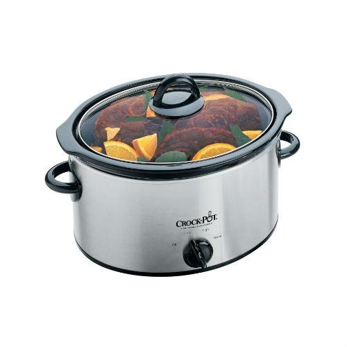 Crock-Pot 3,5 l Chrom