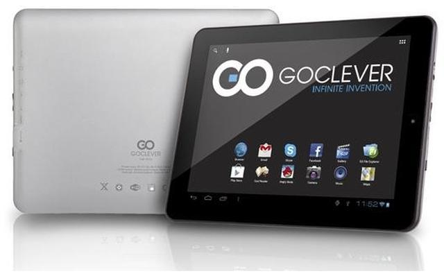 GOCLEVER TAB R973 - niedrogi, ale funkcjonalny tablet