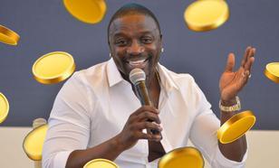 Akon chce swojej kryptowaluty i futurystycznego miasta w Afryce