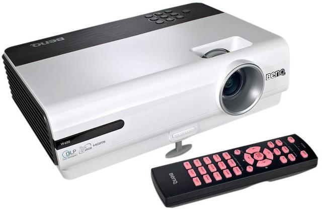 Recenzja jednego z najpopularniejszych projektorów - BenQ W600+