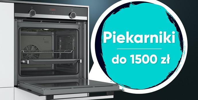 Jaki piekarnik elektryczny do 1500 zł? |TOP 5|