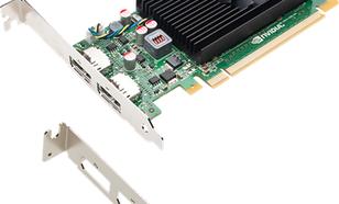 PNY Technologies nVIDIA K310 Quadro 1GB DDR3 (64 bit) 2x DisplayPort