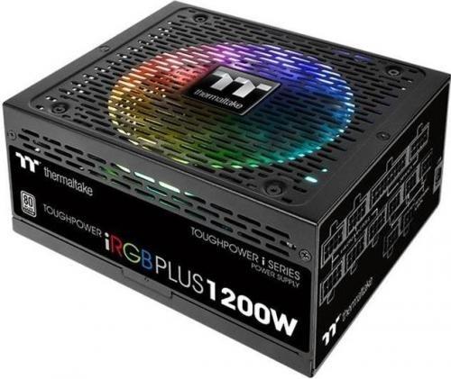 Thermaltake Toughpower iRGB 80 Plus Platinum Netzteil 1200W