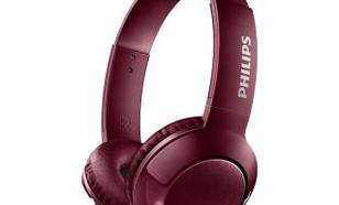 Philips SHB3075 BT Czerwone
