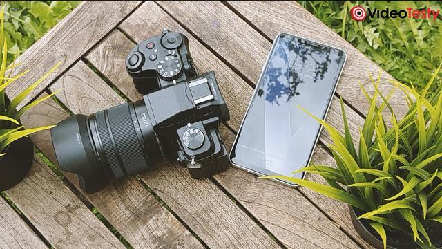 LG V30 vs. LUMIX G80