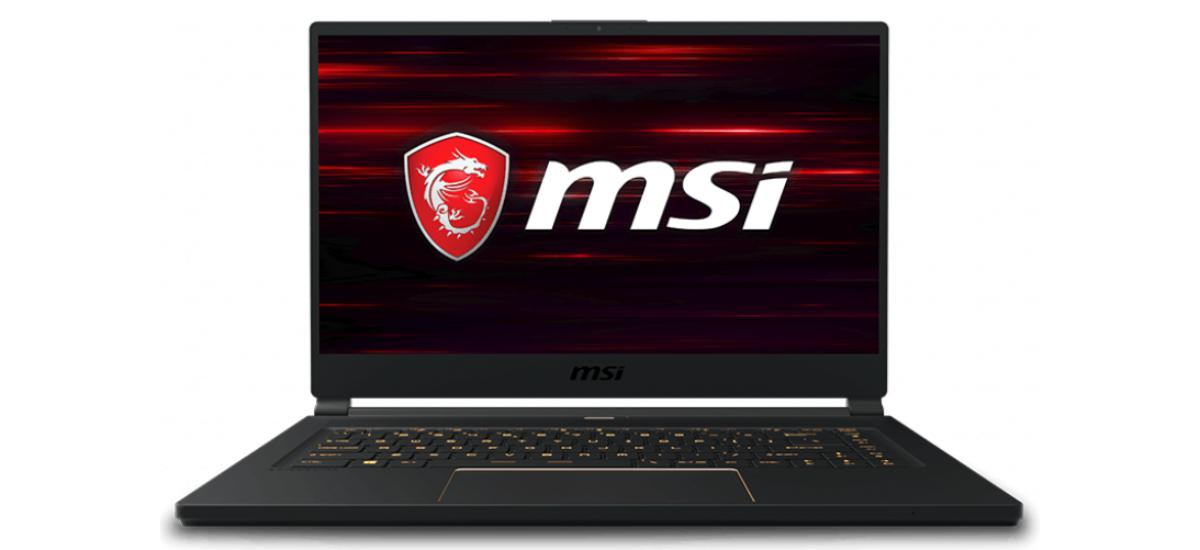 MSI GS65 Stealth - 240 Hz / 144 Hz