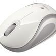 Logitech M187 Bezprzewodowa mini mysz 910-002740 White