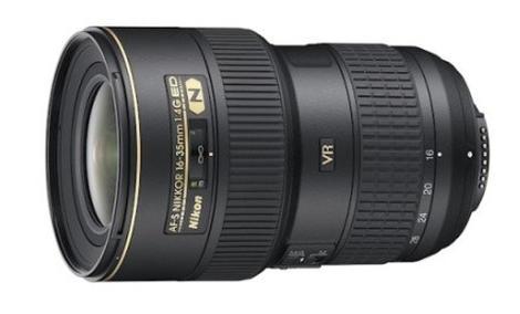 AF-S NIKKOR 16-35mm f/4G ED VR - obiektyw Nikona