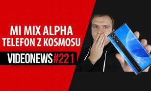 Silnik przyszłości, Xiaomi Mi Mix Alpha, elastyczne baterie - VideoNews #221