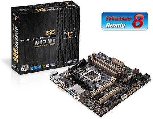 Asus Vanguard B85