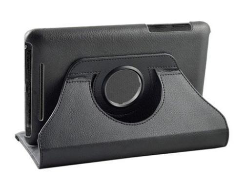 WEL.COM Etui obrotowe 360 stopni Asus Google Nexus 7 czarne