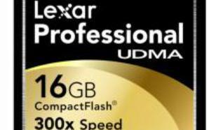Lexar 300x Professional UDMA