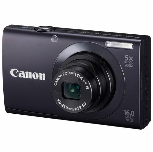 CANON PowerShot A3400 IS CZARNY